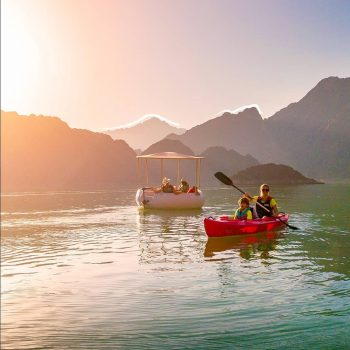 hatta dam kayaking
